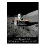 Apollo 17 Lunar Vehicle Postcard Post Cards