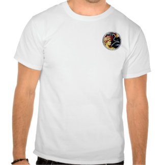Apollo 17 Mission Patch Tee Shirt
