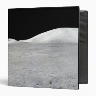 Apollo 17 Panorama Vinyl Binder