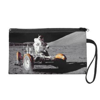 Apollo 17 Rover Wristlet Purse