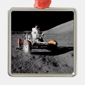 Apollo 17 Rover Christmas Ornament