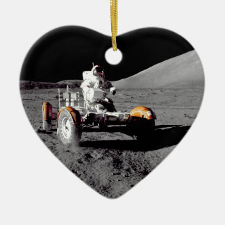 Apollo 17 Rover Christmas Tree Ornament