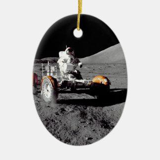 Apollo 17 Rover Christmas Tree Ornaments