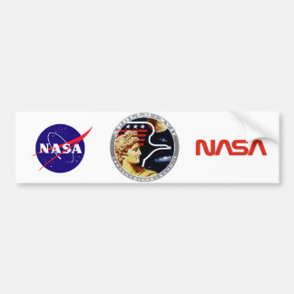 Apollo 17: The Final Hurrah! Bumper Sticker