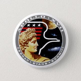 Apollo 17: The Final Hurrah! Button