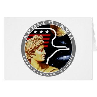 Apollo 17: The Final Hurrah! Card