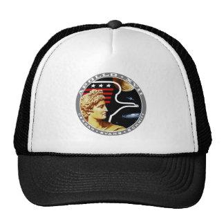 Apollo 17: The Final Hurrah! Hats