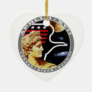 Apollo 17 The Final Hurrah Ornament
