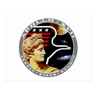 Apollo 17: The Final Hurrah! Postcard
