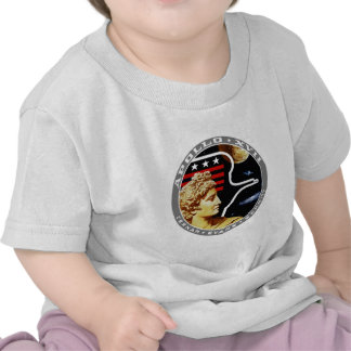 Apollo 17: The Final Hurrah! Tshirts