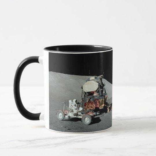Apollo 17 - The Final Manned Moon Landing Mug