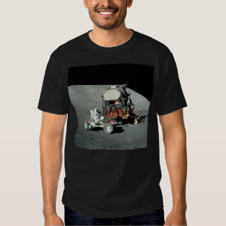 Apollo 17 - The Final Manned Moon Landing T Shirt