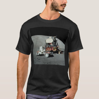 Apollo 17 - The Final Manned Moon Landing T-Shirt