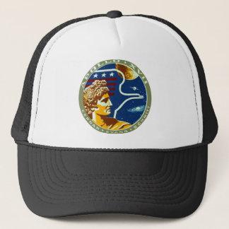 Apollo 17 trucker hat