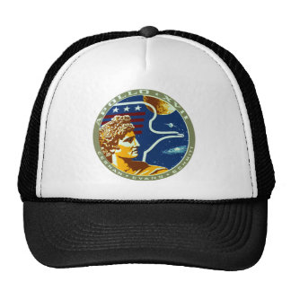 Apollo 17 trucker hat