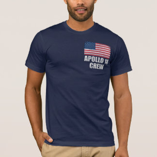 Apollo 18 - NASA T-Shirt