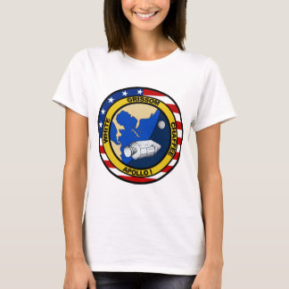 Apollo 1: Grissom, White and chaffee. T-Shirt