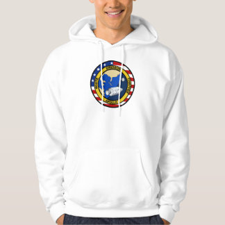 Apollo 1:  Grissom, White & Chafee Hoodie