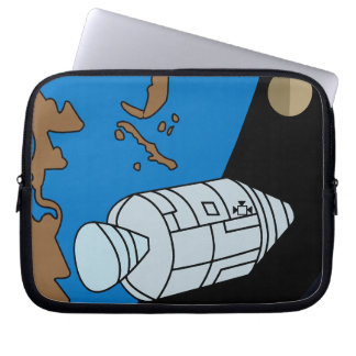 Apollo 1 Mission Patch Logo Laptop Sleeve