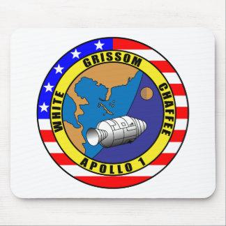 Apollo 1 mousepads