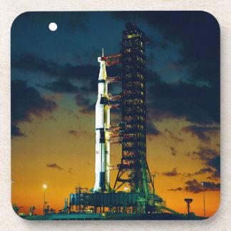 Apollo 4 Saturn V on Pad A Launch Complex 39 Coaster