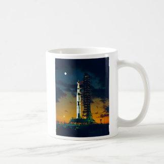 Apollo 4 Saturn V on Pad A Launch Complex 39 Coffee Mug