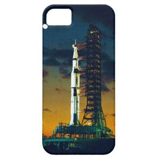 Apollo 4 Saturn V on Pad A Launch Complex 39 iPhone SE/5/5s Case