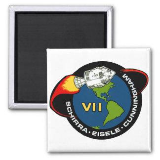 Apollo 7 magnet