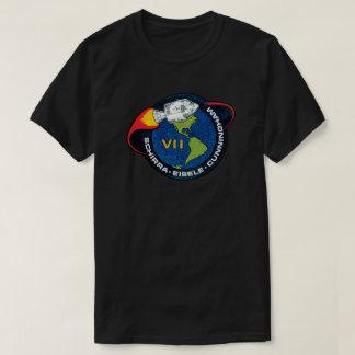 Apollo 7 NASA Mission Patch Logo T-Shirt