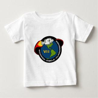 Apollo 7: Schirra, Eisele & Cunningham Baby T-Shirt