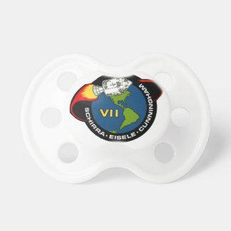 Apollo 7: Schirra, Eisele & Cunningham Pacifier