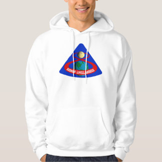 Apollo 8:  First Men To The Moon! Hoodie