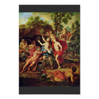 Apollo And Daphne By Loo Jean-Baptiste Van (Best Q Posters