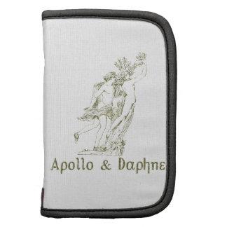 Apollo and Daphne Folio Planners