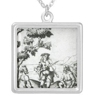 Apollo and Pan Custom Jewelry