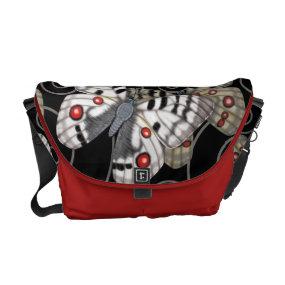 Apollo Butterfly Messenger Bag