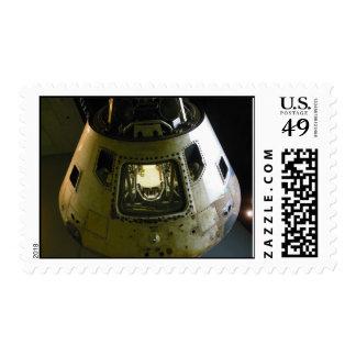 Apollo Capsule Postage Stamp