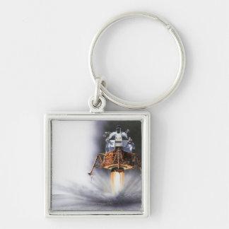 Apollo Eagle Lunar Module Keychain