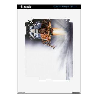 Apollo Eagle Lunar Module iPad 3 Skin
