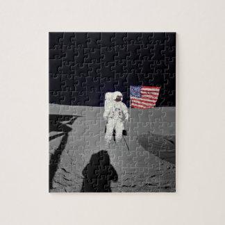 Apollo -- February 1971 Jigsaw Puzzle