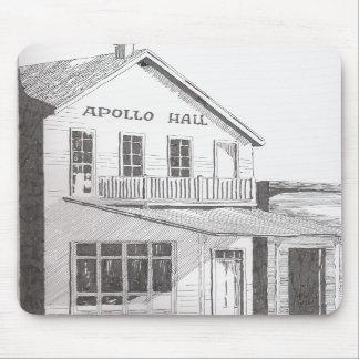 Apollo Hall mousepad