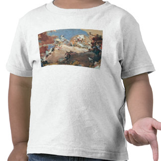 Apollo in his Sun Chariot driving Beatrice I Shirt