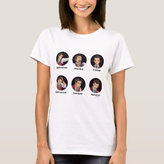 Apollo Justice Emoticons T-Shirt