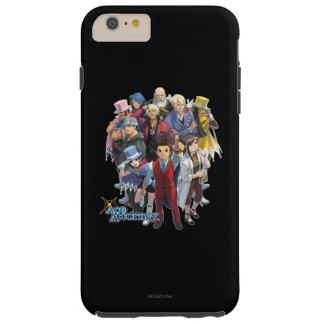 Apollo Justice Key Art Tough iPhone 6 Plus Case