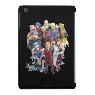 Apollo Justice Key Art iPad Mini Retina Cover