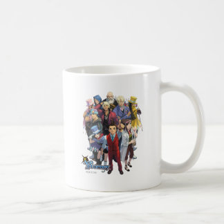 Apollo Justice Key Art Coffee Mug
