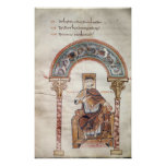 Apollo Medicus, from 'Etymologiae' Poster