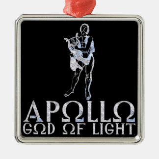 Apollo Metal Ornament