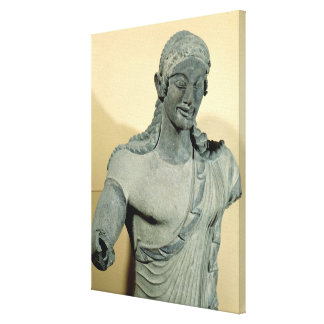 Apollo of Veii, from the Temple of Minerva Canvas Print