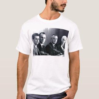 Apollo one space program personnel T-Shirt